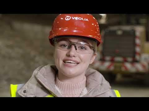 Veolia UK | Glass Recycling: A Cutting Edge Partnership