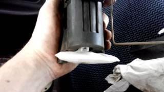 ВАЗ 2114 замена сетки бензонасоса