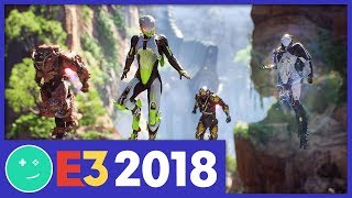 Anthem's Going to Rock - Gamespot Stage E3 2018