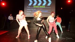 Dancehall с Леной Куфтовой / Отчётный концерт / Школа танцев Ritmo Dance.