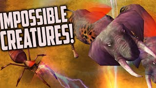 Impossible Creatures - MOST EPIC GAME EVER (Funny Moments Gameplay)