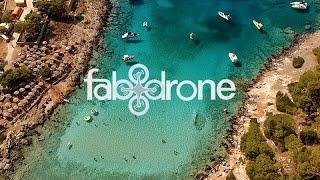 Το πανέμορφο Αγκίστρι αργοσαρωνικού και οι παραλίες από ψηλά - Agistri island & beaches, drone