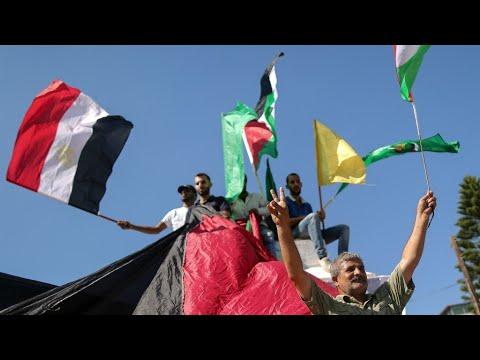 Bande de Gaza : le Fatah et le Hamas signent un accord de réconciliation au Caire