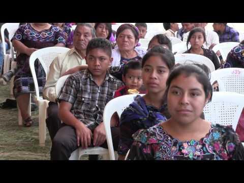 Predicación De Hermano Julio Elias En Joyabaj Quiché  2016 Primera parte