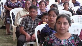 Repeat youtube video Predicación De Hermano Julio Elias En Joyabaj Quiché  2016 Primera parte