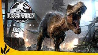 DINOSAURES MALADES ET ÎLE ENDETTÉE ! (Jurassic World Evolution #6)