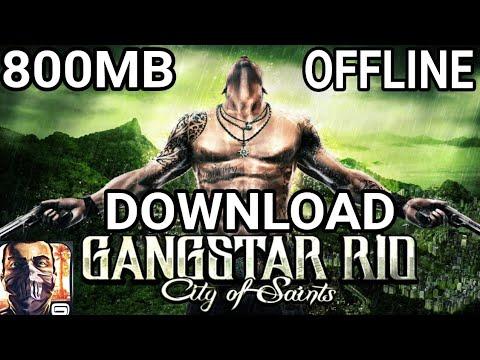 [800mb] Download Gangstar Rio Para Android