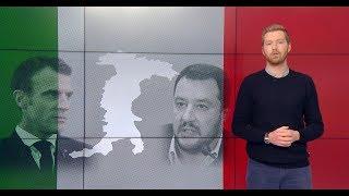 Salvini - Macron : le duel à suivre pour les élections européennes