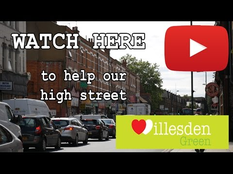 Willesden Green Town Team - Help Save Our High Road