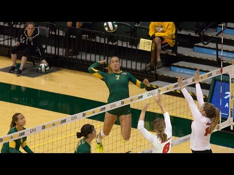 UAA Volleyball sweeps Tars, Warriors to improve to 5-1