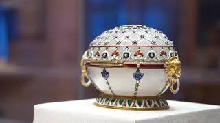 Смотреть видео Музей Фаберже Санкт Петербург онлайн