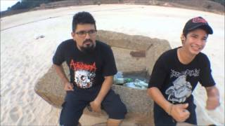 BANDANOS - MANAUS 2015 - @ AO MIRANTE BAR - 13TH CYCO TOUR