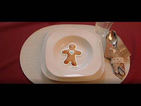 Vianočný stôl Mary's Meals
