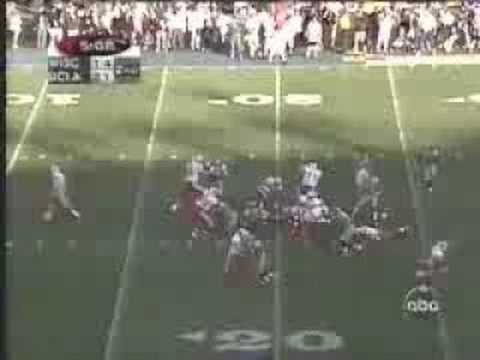 Ron Dayne Rose Bowl UCLA #2