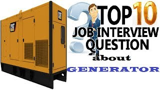 Top 10 Interview Questions About Generator in Hindi ||