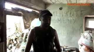 Донецкий шахтёр с позывным Саид