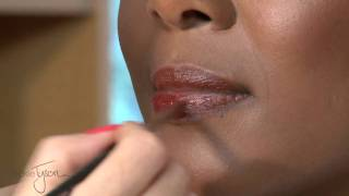 Jackie Tyson Digital Boutique: Glossy, Glam Lips Thumbnail