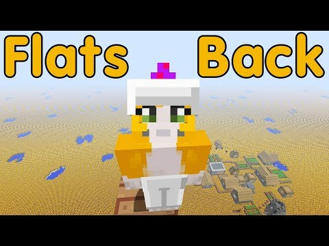 Minecraft PS4 - The Floor Is Lava - Flats Back (1)