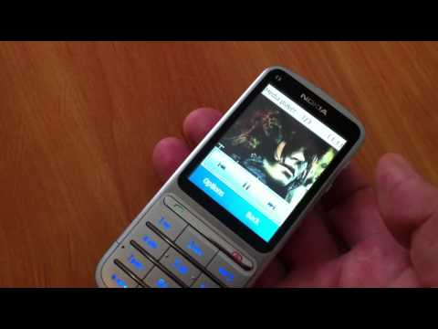 Nokia C3-01 Touch and Type - Review