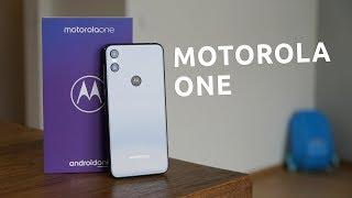Разопаковане и 5 НЕЩА за Motorola One