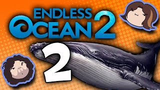 Endless Ocean 2 Blue World: Back to Basics - PART 2 - Game Grumps