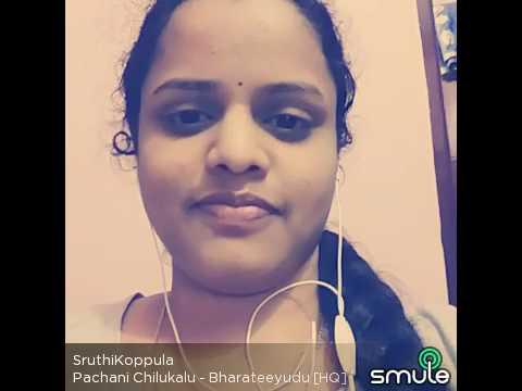 Pachani chilukalu - Bharateeyudu