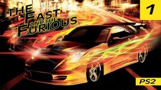 The Fast and The Furious: Tokyo Drift (PS2) - Ep.1