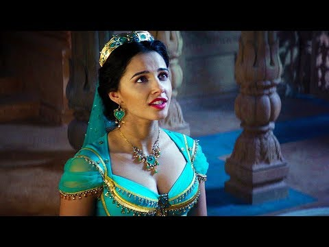 "ALADDIN ""A Whole New World"" Clip"
