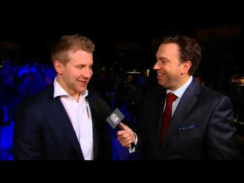 Komarov: Leafs teammates helped me get to NHL All-Star