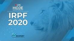 IRPF 2020 - Live de perguntas e respostas