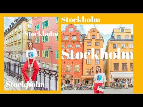 Stockholm Travel Diary | Camille Co