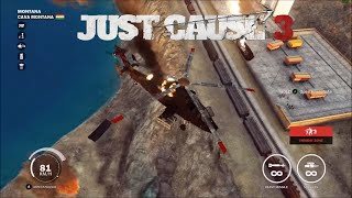 Just Cause 3 Black Hawk down challenge