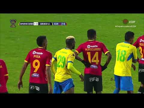 Resumen: Deportivo Cuenca 1 Gualaceo 0 COPA ECUADOR 16avos de final vuelta