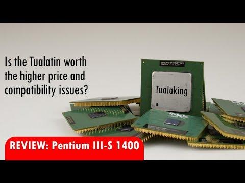 Pentium III Tualatin 1.4 GHz Review - The best Pentium 3