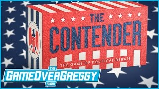 We Play The Contender - The GameOverGreggy Show Ep. 158 (Pt. 3)