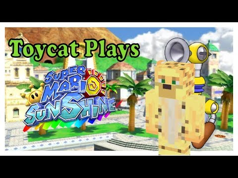 2nd Best Mario Game Of All Time - Super Mario Sunshine