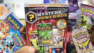 1 IN 50 CHANCE - Pokemon Mystery Power Box