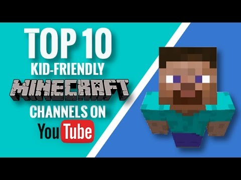 Youtube Videos Of Minecraft Top 10 Kid-Friendly Mi...