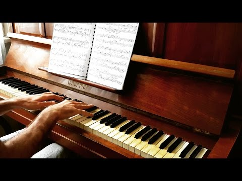 Pachelbel Canon in D Major  - Piano