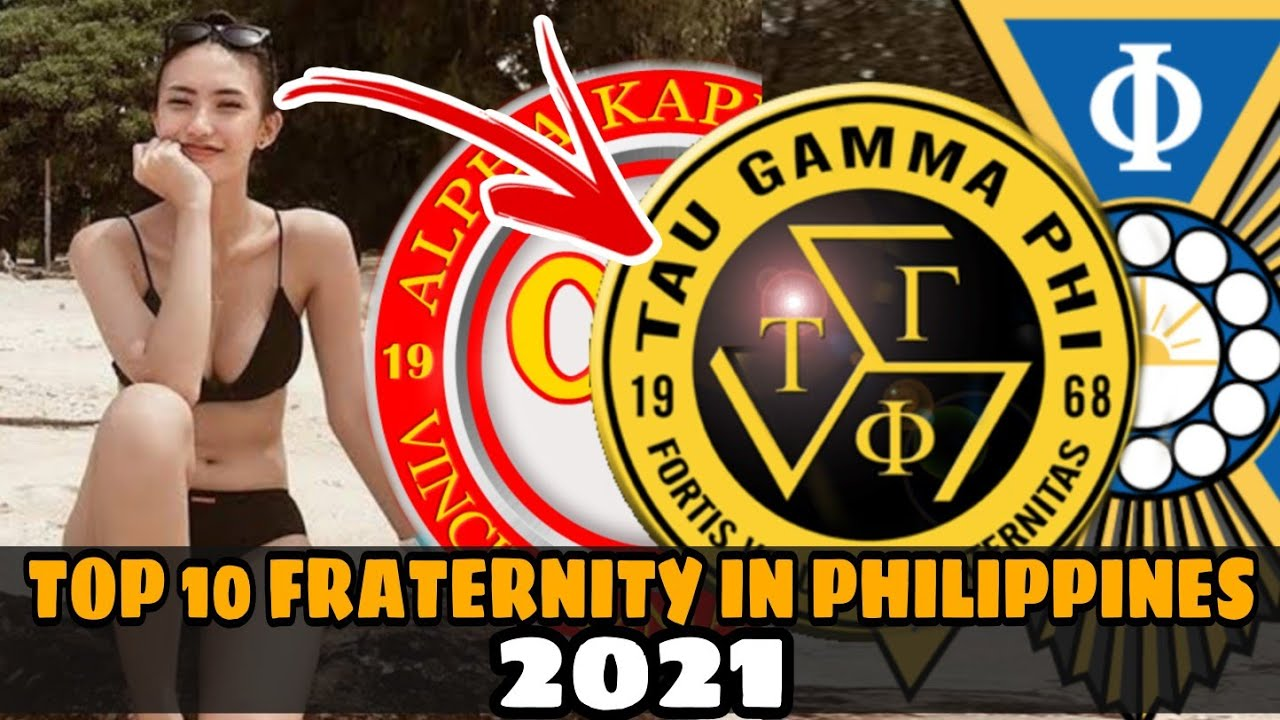 2021 - Top 10 FRATERNITY in Philippines