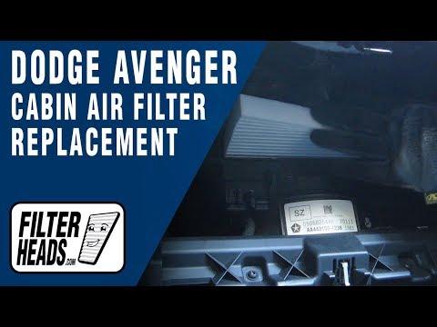 Hqdefault on 03 Dodge Caravan Cabin Air Filter Location