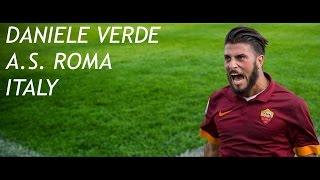 ● Daniele Verde ● Skills & Goals ● Italy's New Generation ●