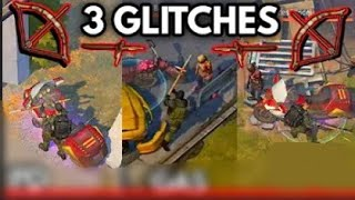 3 Glitches/ Tricks with Chopper in 1.11.5/6/7/8| Blackport PD, Gas Station and Farm|LDoE 1.11.5