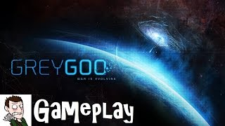 Grey Goo Gameplay Beta Story Mission One
