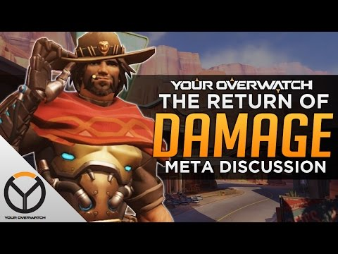 Overwatch: Damage is BACK?! - Meta Discussion