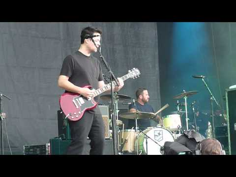 Jimmy Eat World : Get It Faster @ Download Festival 2013