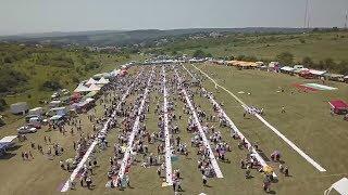 На традиционную свадьбу в Болгарии собралось более 3000 гостей (новости)