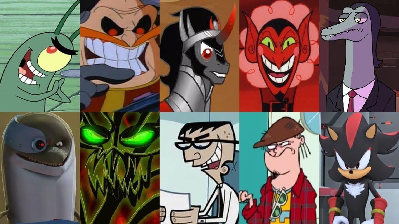 defeats of my favorite cartoon villains part 3 reupload
