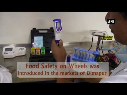 Dimapur launches food safety on wheels initiative