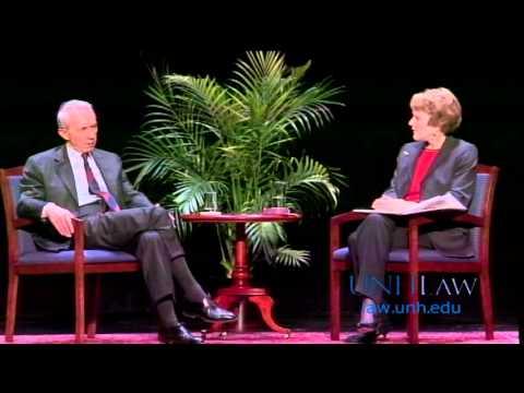 Former Supreme Court Justice David Souter on Health Care Reform Law